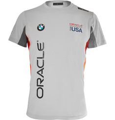 Sail Racing - Oracle Panelled Stretch-Jersey T-Shirt