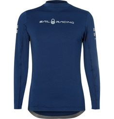 Sail Racing Reference Stretch-Jersey Rash Guard