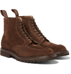 Cheaney - Richmond II Split-Toe Suede Boots