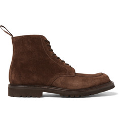 Cheaney Richmond II Split-Toe Suede Boots
