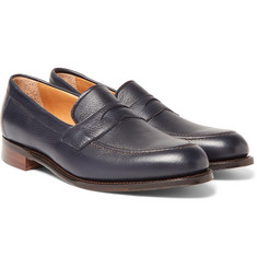 Cheaney - Hadley Full-Grain Leather Penny Loafers