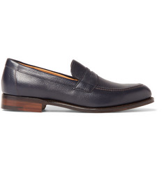 Cheaney Hadley Full-Grain Leather Penny Loafers