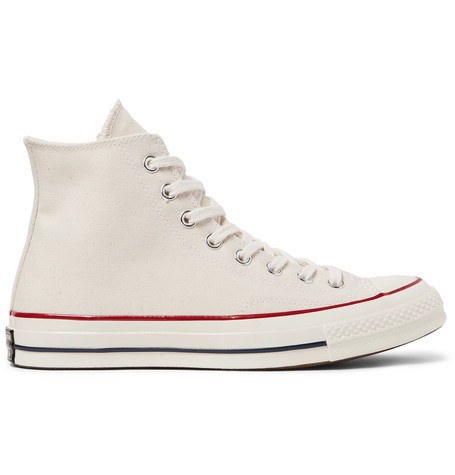 537cb1c2f479 1970s Chuck Taylor All Star Canvas High-Top Sneakers