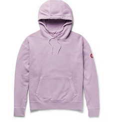 Cav Empt Overdyed Loopback Cotton-Jersey Hoodie