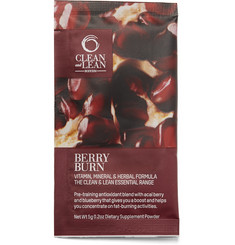 Bodyism - Berry Burn Pre-Training Supplement, 10 x 5g
