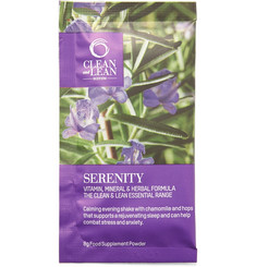 Bodyism's Clean and Lean Serenity Supplement Shakes, 10 x 10g