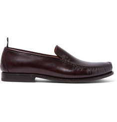 Helbers Polished-Leather Loafers
