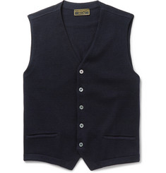Cordings Virgin Wool Vest