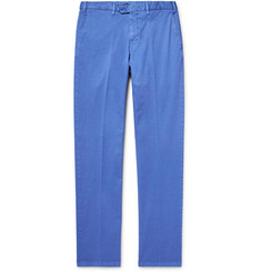 Cordings Slim-Fit Stretch-Cotton Gabardine Trousers