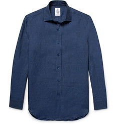 Cordings Slub Linen Shirt