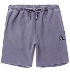 Cav Empt Overdyed Cotton-Jersey Drawstring Shorts