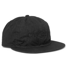 Cav Empt Embroidered Tech-Canvas Baseball Cap