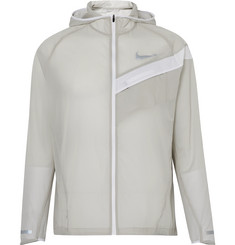 Nike Running - Impossibly Light Packable Ripstop Hooded Jacket