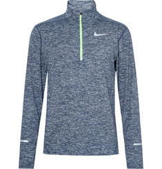 Nike Running Element Space-Dyed Dri-FIT Half-Zip Top