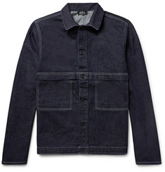 A.P.C. Carnac Denim Jacket