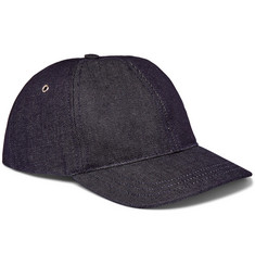 A.P.C. Louis Denim Baseball Cap