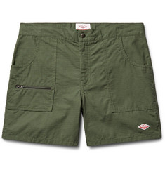 Battenwear Local Slim-Fit Cotton-Ripstop Shorts