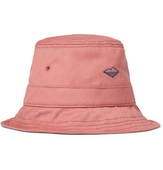 Battenwear Brushed Cotton-Twill Bucket Hat