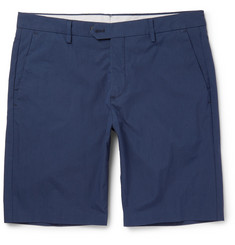 NN07 Theo Slim-Fit Stretch-Cotton Shorts