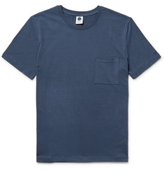 NN07 Barry Slim-Fit Slub Cotton-Blend Jersey T-Shirt