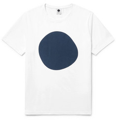 NN07 Printed Cotton-Jersey T-Shirt