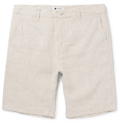 NN07 Crown Slim-Fit Linen Shorts