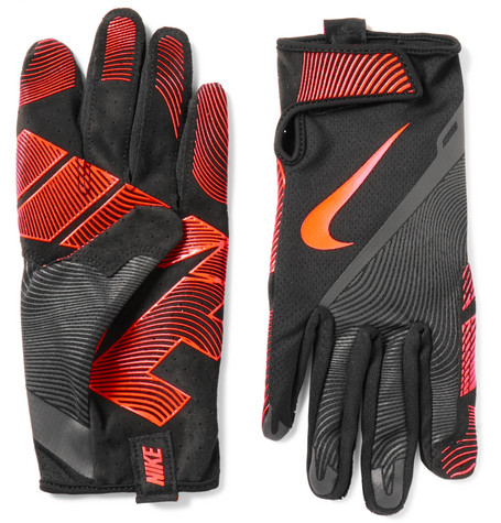 Nike Lunatic Training Gloves In Black