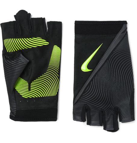 Nike Havoc Training Gloves In Black