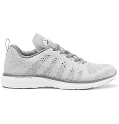 Athletic Propulsion Labs TechLoom Pro Cashmere-Blend Sneakers