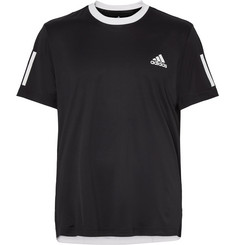 Adidas Sport - Club Colour-Block Climacool Tennis T-Shirt