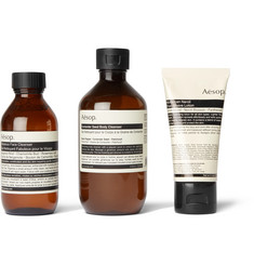 Aesop The Intrepid Gent Grooming Kit