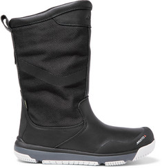 Musto Sailing -  Racer Waterproof Leather and Rubber-Trimmed CORDURA Sailing Boots