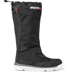Musto Sailing Ocean Racer Waterproof Rubber-Trimmed CORDURA Sailing Boots