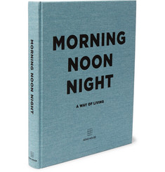 Soho Home - Morning Noon Night Hardcover Book