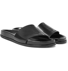 Saint Laurent - Leather Slides
