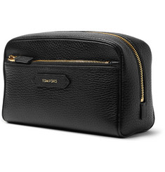 Tom Ford Beauty - Grooming Kit and Leather Wash Bag