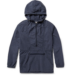 Remi Relief Cotton-Ripstop Hooded Jacket
