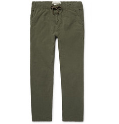 Remi Relief Cotton-Ripstop Drawstring Trousers