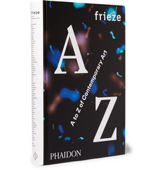 Phaidon - Frieze A to Z of Contemporary Art Hardcover Book