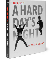 Phaidon - The Beatles A Hard Day's Night: A Private Archive Hardcover Book