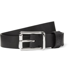 McQ Alexander McQueen 2.5cm Leather Belt