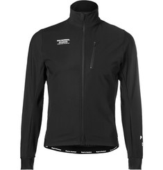 Pas Normal Studios Winter Zip-Up Shell Cycling Jacket
