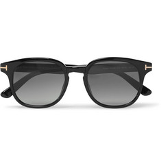 TOM FORD Frank D-Frame Acetate Sunglasses