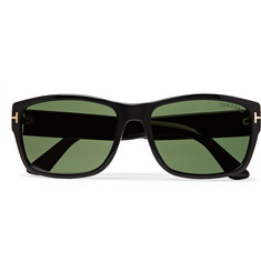 TOM FORD Mason Square-Frame Acetate Sunglasses