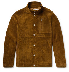 nonnative Suede Coach Jacket