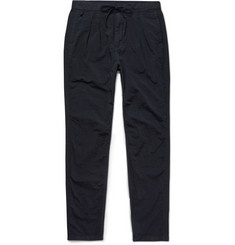 nonnative - Slim-Fit Overdyed Textured-Nylon Drawstring Trousers