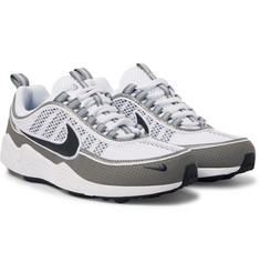 Nike - Air Zoom Spiridon Rubber-Panelled Mesh Sneakers