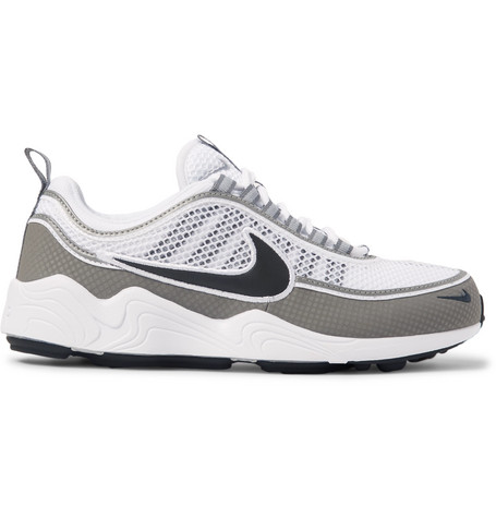 Nike panelled sneakers - White
