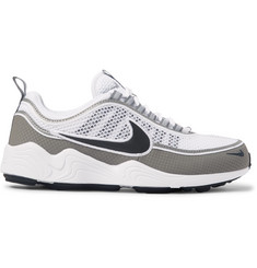 Nike Air Zoom Spiridon Rubber-Panelled Mesh Sneakers