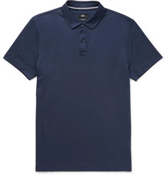 Hugo Boss Slim-Fit Cotton-Jersey Polo Shirt